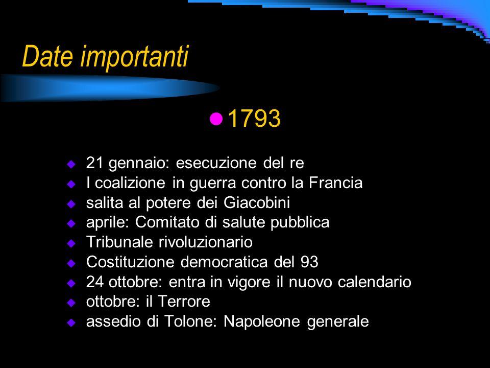 Terzo Mese Del Calendario Rivoluzionario Francese.Dalla Presa Della Bastiglia A Napoleone Ppt Video Online