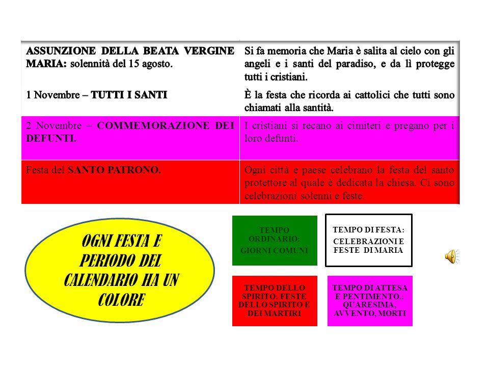 Tutti I Santi Del Calendario.Di Festa In Festa Ppt Video Online Scaricare
