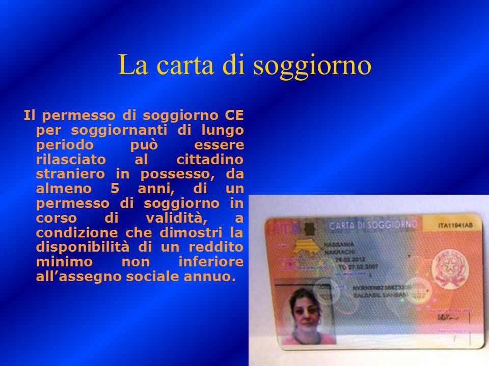 L\'IMMIGRAZIONE Anno Scolastico 2009/2010 di HAYATE EL ...