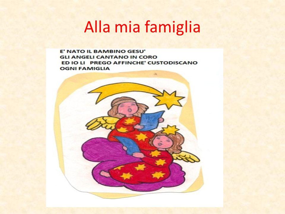 Buon Natale Famiglia.Auguri Di Buon Natale Alla Mia Famiglia Disegni Di Natale