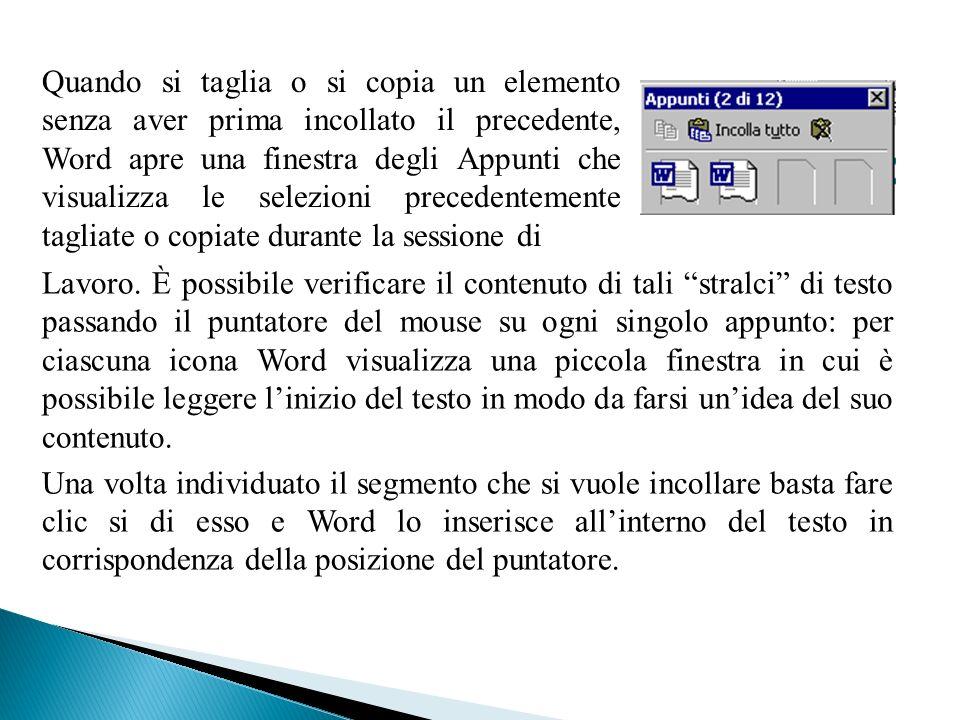 Elaborazione testi word ppt scaricare - Finestra che si apre ...