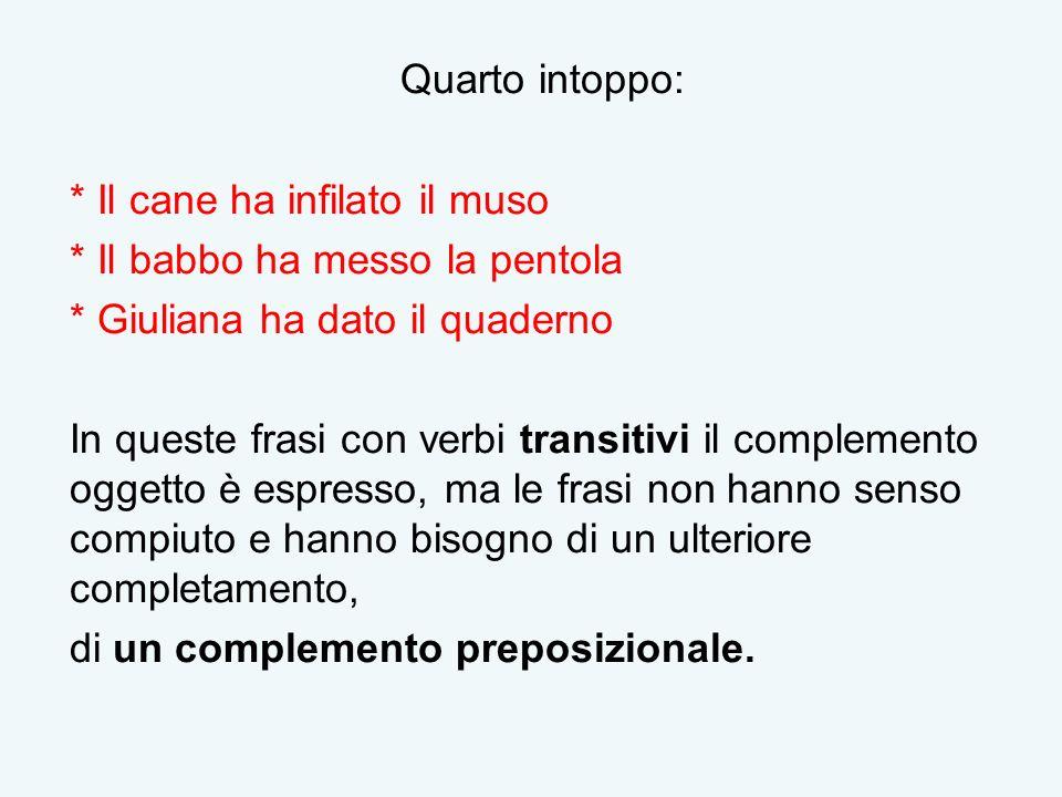 Analizzare La Frase Con La Grammatica Valenziale Ppt Scaricare