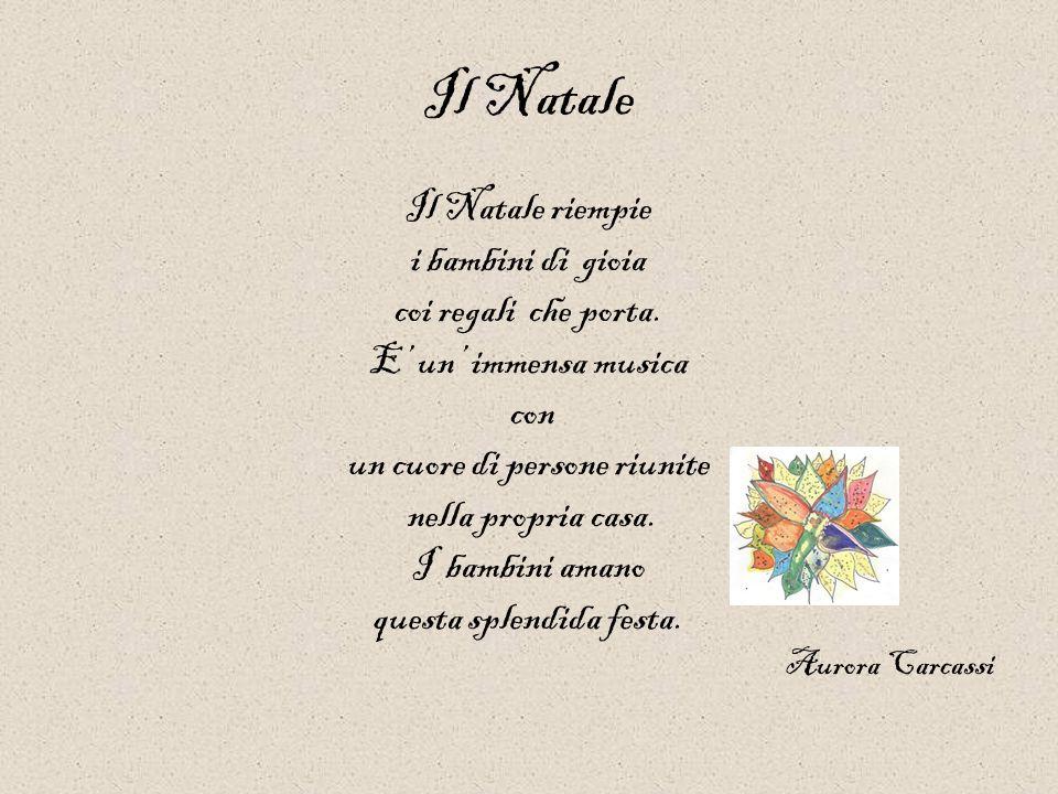 Poesie Di Natale Infanzia.Siamo Tutti Poeti Le Nostre Poesie Natalizie Ppt Video Online