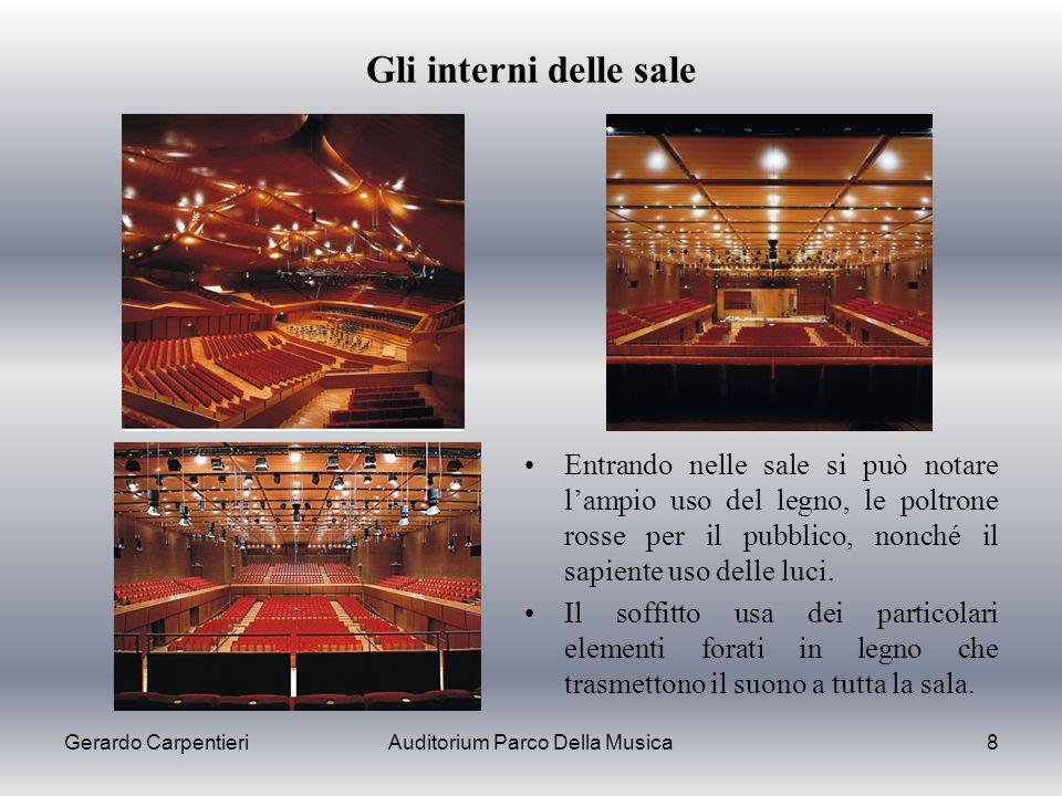 Sale Parco Della Musica Roma : La tribù della tribuna foto di auditorium parco della musica