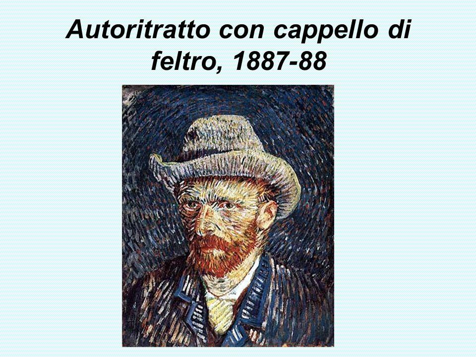 12 Autoritratto con cappello di feltro ... 7abd3d77d669