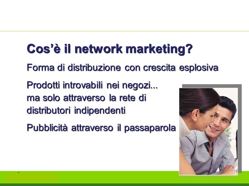 voglio vivere cos il network marketing attraverso la mia vita
