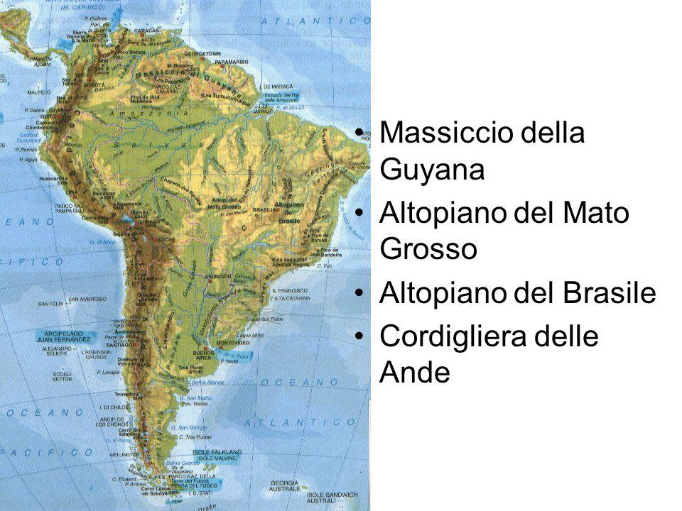 Cartina Fisica America Latina.L America Latina Quali Paesi Comprende Ppt Scaricare