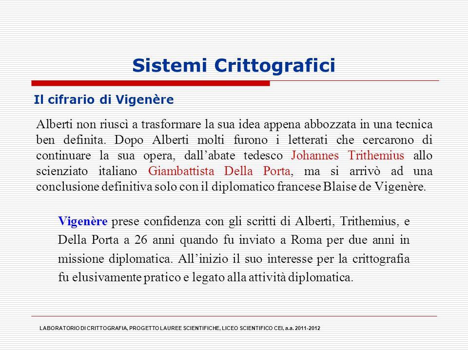 Crittografia Francesca Benanti - ppt scaricare