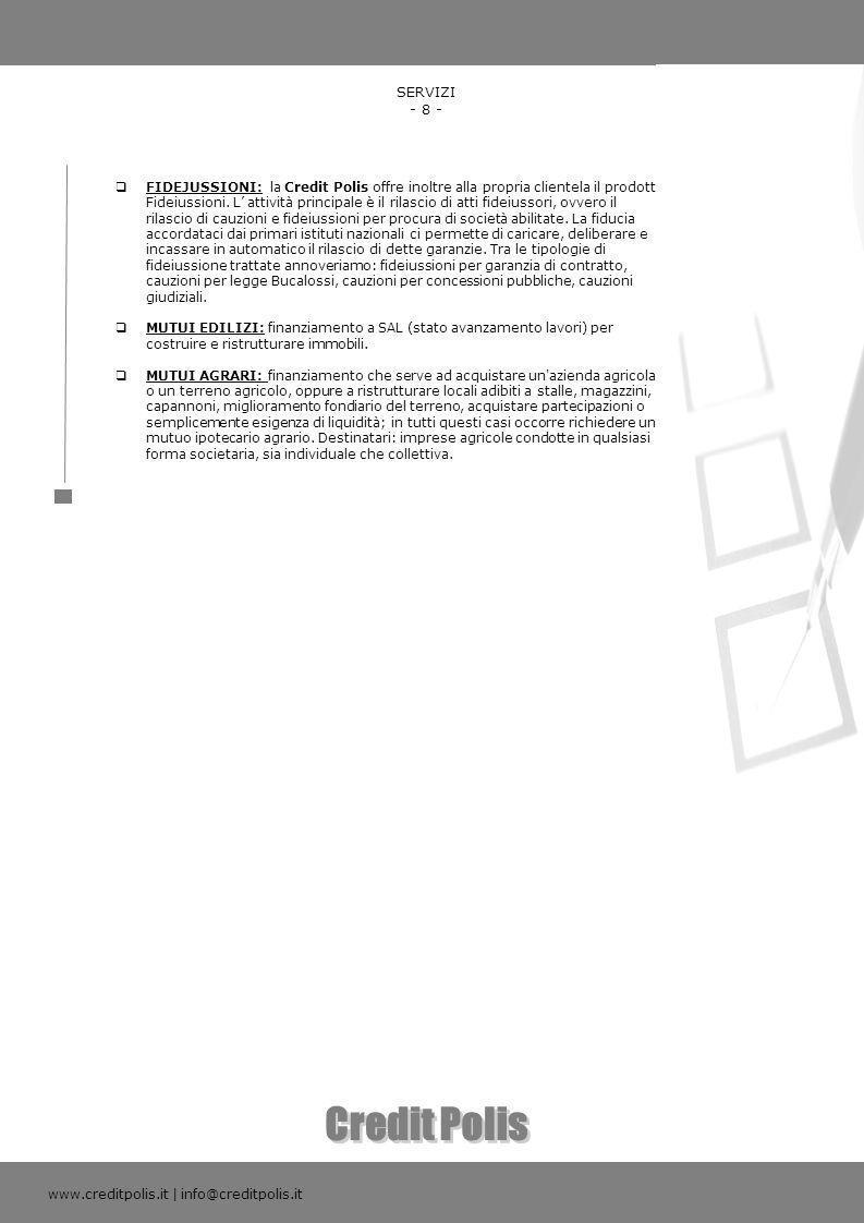 INTERMEDIAZIONE E CONSULENZA FINANZIARIA - ppt scaricare