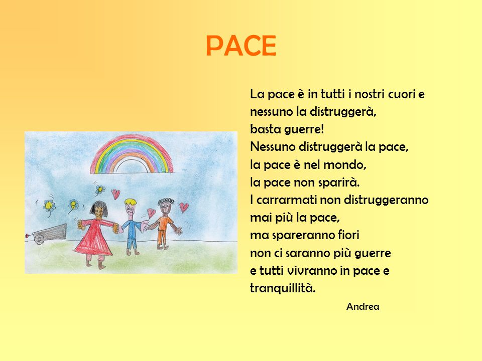 Immagini Poesie Pensieri Riflessioni Sulla Pace Ppt Scaricare