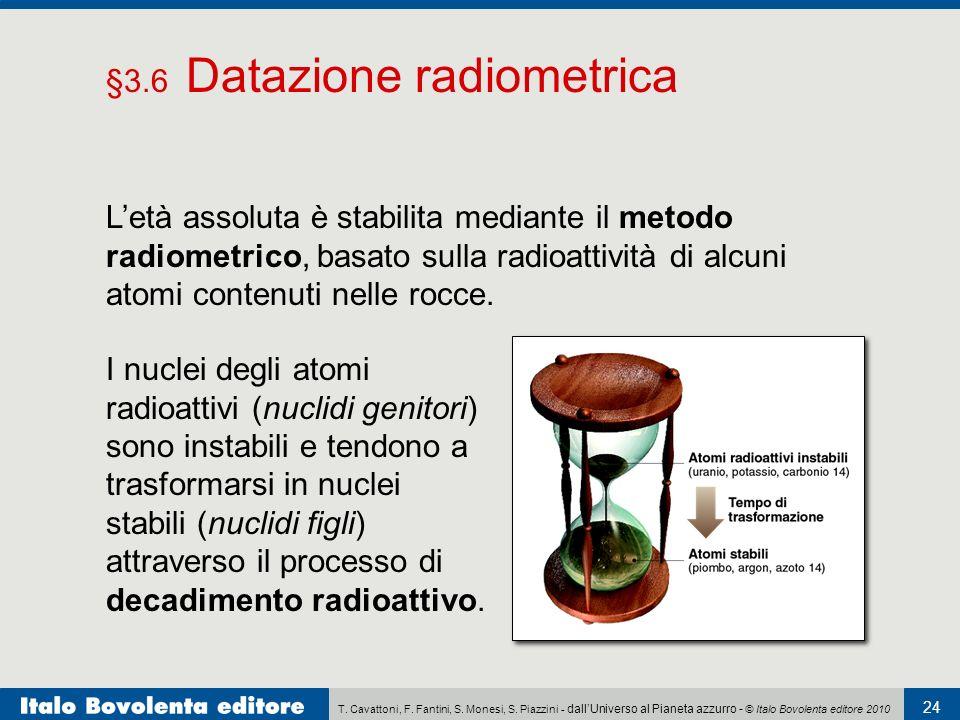 datazione radiometrica in carbonio aprile ciotola di incontri 2013