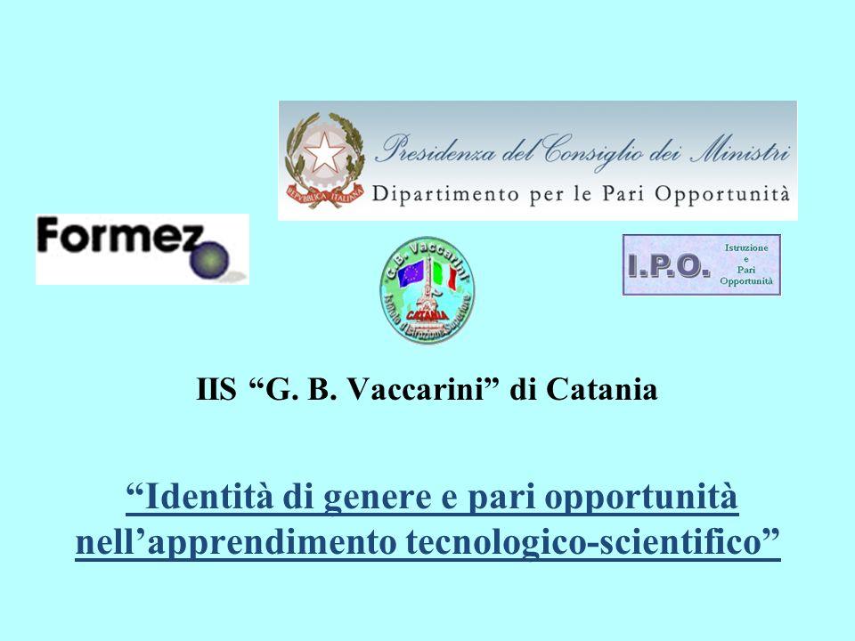 "IIS ""G  B  Vaccarini"" di Catania - ppt scaricare"