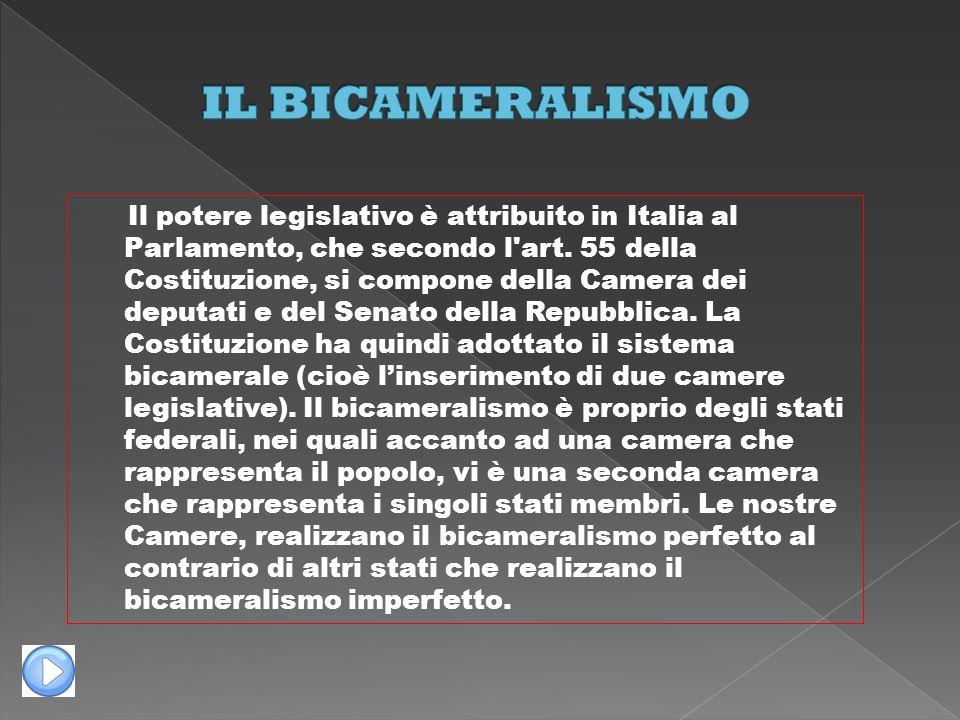 Esso diviso in due camere ppt scaricare for Numero deputati parlamento italiano