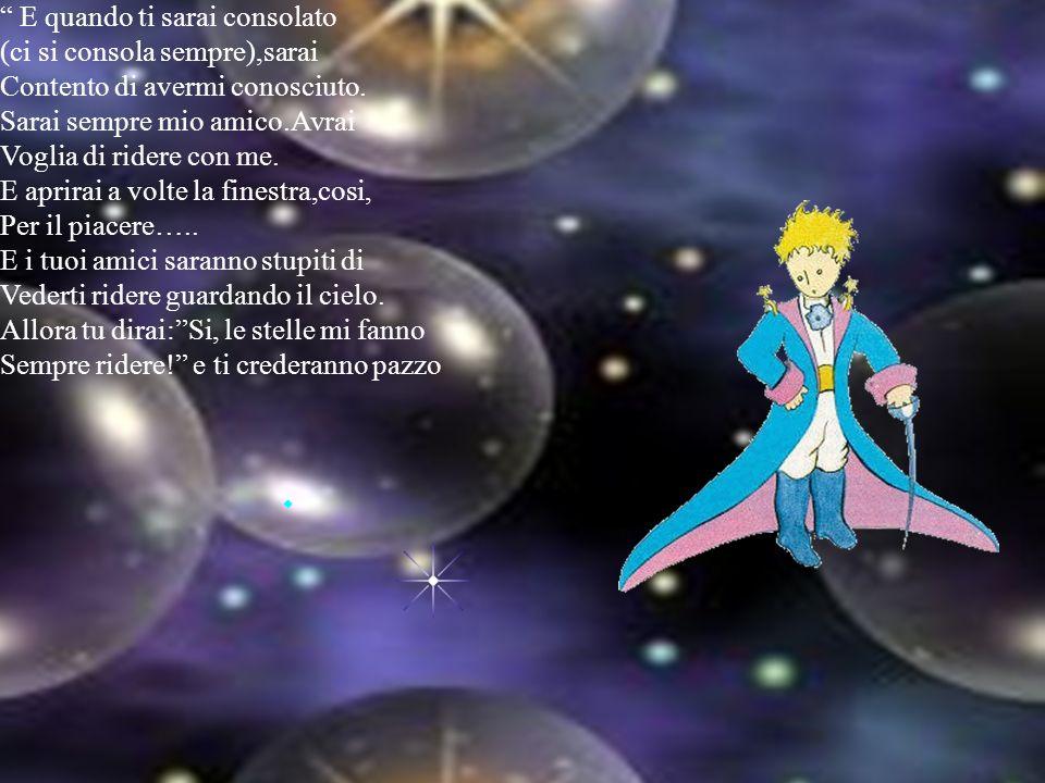 Brani e immagini dal libro il Piccolo Principe - ppt video